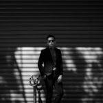cuervo bopoha(クエルボ ヴァローナ) Sartoria Collection (サルトリア コレクション) Rooster (ルースター) STRETCH NYLON ストレッチナイロン スーツ BLACK(ブラック) MADE IN JAPAN (日本製) 2020 春夏のイメージ