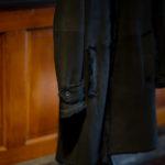 EMMETI (エンメティ) NAT (ナット) Merino Mouton (メリノ ムートン) シングル ムートンコート NERO (ブラック) Made in italy (イタリア製) 2020 秋冬 【ご予約受付中】のイメージ