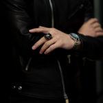 """FIXER(フィクサー) BLACK PANTHER RING """"RUBY"""" BLACK RHODIUM(ブラック ロジウム) ブラック パンサーリング ルビー BLACK(ブラック) 2020 【ご予約受付中】【2020.5.24(Sun)~2020.6.14(Sun)】のイメージ"""