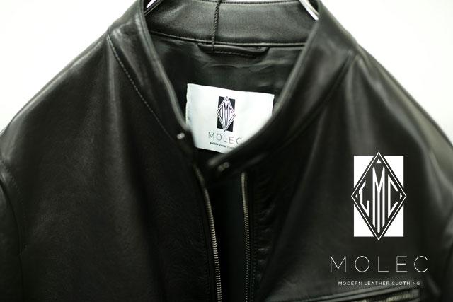 MOLEC / モレックのブランド画像