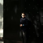 BELVEST (ベルベスト) LIGHTWEIGHT CAPSULE SINGLE JACKET 2PATCH SUPER120's WOOL フラノウール ジャケット BLACK (ブラック) Made in italy (イタリア製) 2020 秋冬 【ご予約受付中】 愛知 名古屋 altoediritto アルトエデリット カシミヤジャケット