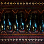 ENZO BONAFE(エンツォボナフェ) ART.EB-21 Apron Front Derby Shoes Du Puy Vitello デュプイ社ボックスカーフ エプロンフロントダービー Uチップシューズ NERO (ブラック) made in italy (イタリア製) 2020 秋冬新作 【入荷しました】【フリー分発売開始】愛知 名古屋 altoediritto アルトエデリット ドレスシューズ