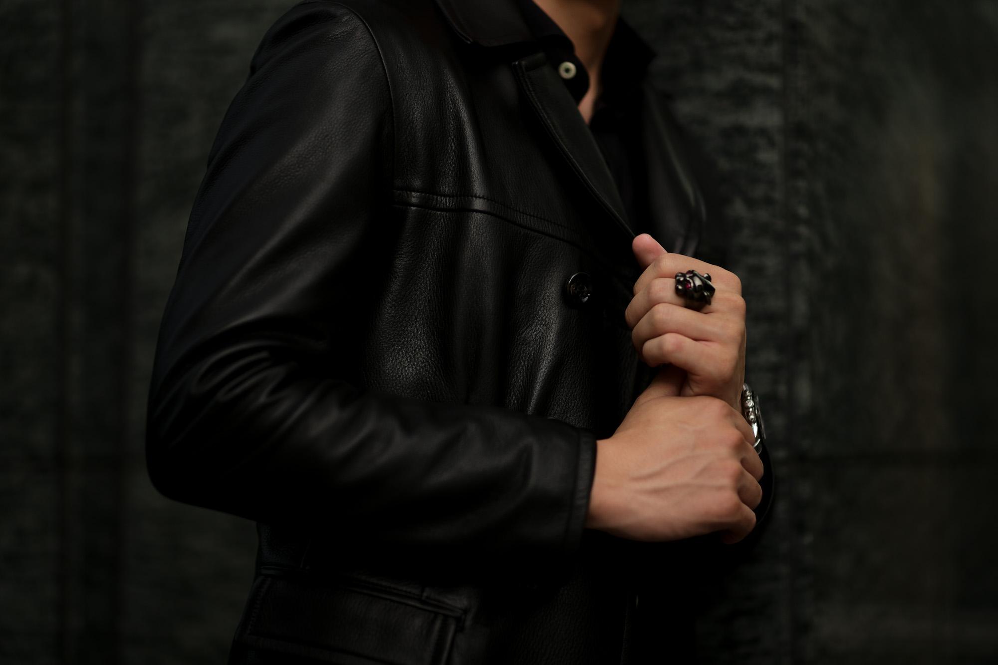 "FIXER(フィクサー) BLACK PANTHER RING ""RUBY"" BLACK RHODIUM(ブラック ロジウム) ブラック パンサーリング ルビー BLACK(ブラック) 2020 【ご予約開始】【2020.6.20(Sat)~2020.6.30(Tue)】 愛知 名古屋 altoediritto アルトエデリット イルミナティリング コーティング"
