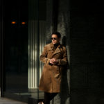 GRENFELL / グレンフェル (2020 秋冬 プレ 展示会) 愛知 名古屋 altoediritto アルトエデリット ken2long トレンチコート trench coat コーデュロイトレンチコート