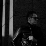 Mr.CASANOVA × cuervo bopoha (ミスターカサノバ × クエルボヴァローナ) STOMP (ストンプ) ブロウ型 アイウェア サングラス BLACK MARBLE DEMI × BLUE SMOKE (ブラックマーブルデミ × ブルースモーク) HANDCRAFTED IN JAPAN(日本製) 2020 AW 【Special Model】のイメージ