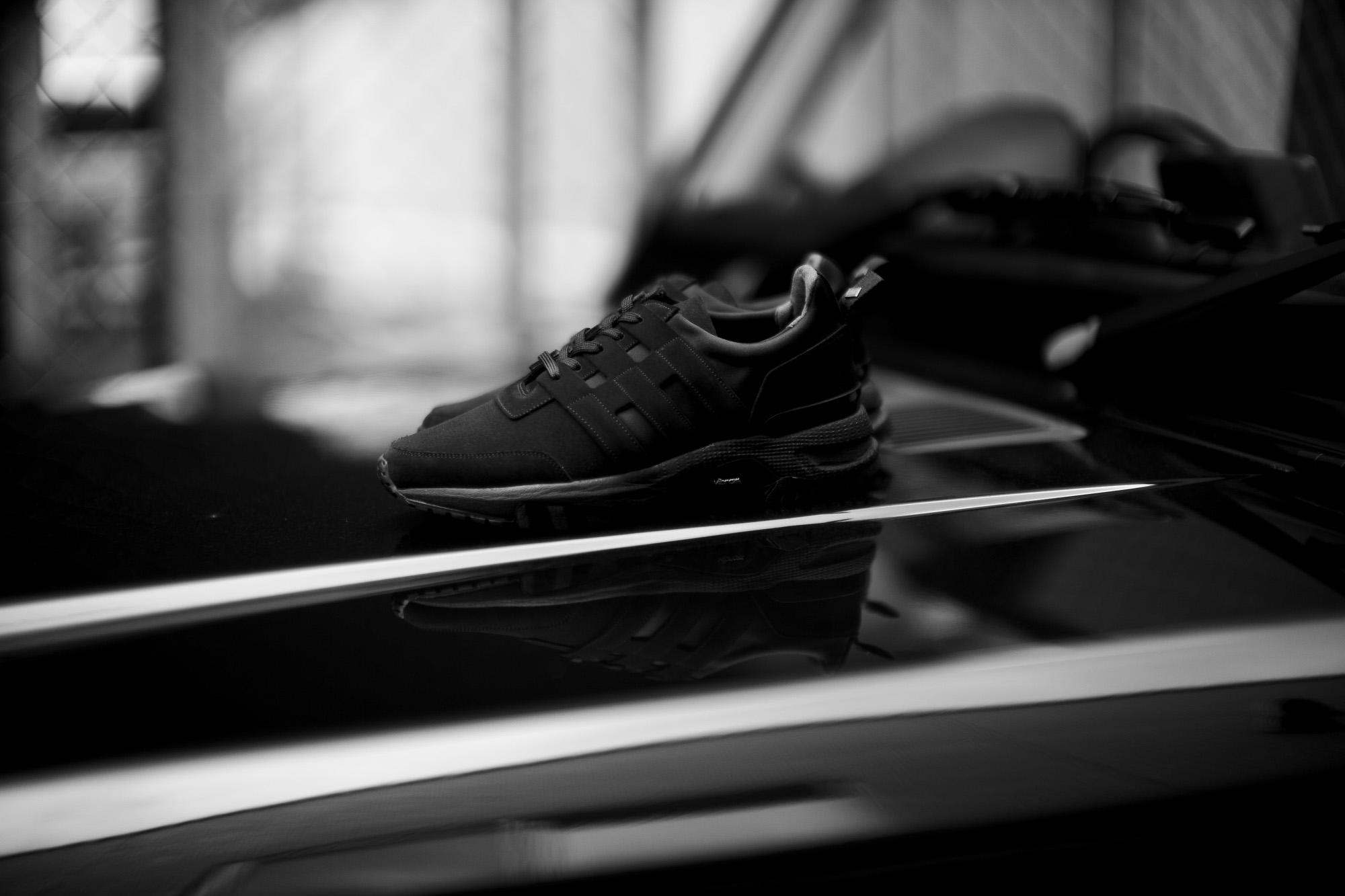 WH×菅原靴店×Alto e Diritto (ダブルエイチ×スガワラクツテン×アルトエデリット) WH-0111S Faster Last(ファスターラスト) Suede Leather スエードレザー スニーカー ALL BLACK (オールブラック) MADE IN JAPAN (日本製) 2020秋冬【Special Model】【2店舗限定スエードモデル】愛知 名古屋 altoediritto アルトエデリット 菅原靴店 仙台 岩手