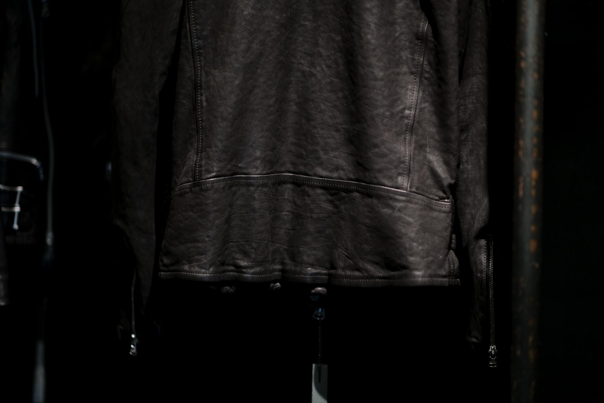 BACKLASH バックラッシュ 2021春夏 展示会 愛知 名古屋 altoediritto アルトエデリット レザージャケット シングルライダース ダブルライダース isamukatayama 片山勇 THE LINE ザライン