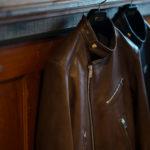 FIXER F1 DOUBLE RIDERS Cow Leather BROWN,BLACK フィクサー エフワン ダブルライダース カウレザー ブラウン ブラック 愛知 名古屋 altoediritto アルトエデリット レザージャケット ライダース 革ジャン