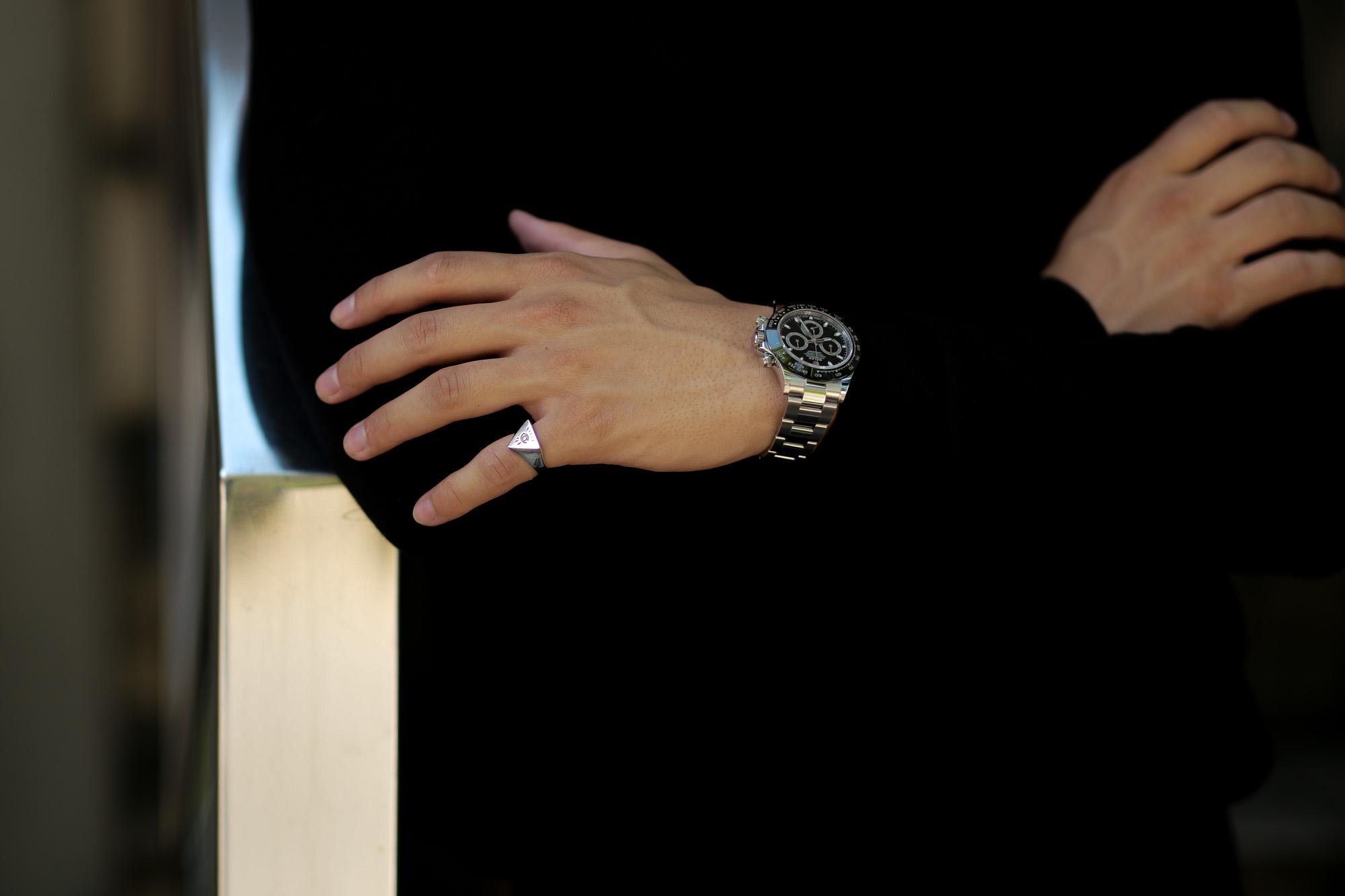 FIXER(フィクサー) ILLUMINATI EYES RING PLATINUM PT 950 イルミナティ アイズリング PLATINUM(プラチナ) 【ご予約開始】【2020.7.16(Thu)~2020.8.02(Sun)】 愛知 名古屋 Alto e Diritto アルトエデリット 18金 リング プラチナ