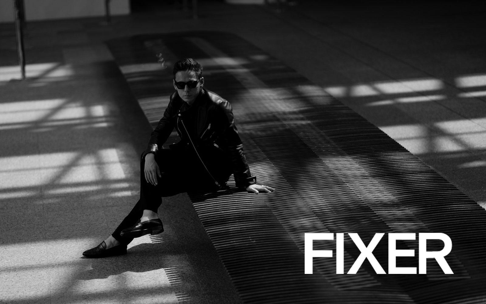 FIXER / フィクサーのブランド画像