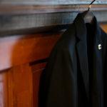 LARDINI (ラルディーニ) EASY WEAR (イージーウエア) Cashmere Jacket カシミア ジャケット BLACK (ブラック・999) Made in italy (イタリア製) 2020秋冬新作 愛知 名古屋 altoediritto アルトエデリットカシミヤジャケット