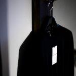 30/70 trenta Settanta (トレンタセッタンタ) ottimo(オッティモ) Silk Cashmere Crew Neck Sweater (シルクカシミヤ クルーネックセーター) 21G ハイゲージ ニット セーター BLACK (ブラック) 2020 秋冬 愛知 名古屋 Alto e Diritto アルトエデリット シルカシ 丸首ニット