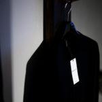 30/70 trenta Settanta (トレンタセッタンタ)  ottimo(オッティモ) Silk Cashmere V Neck Sweater (シルクカシミヤ Vネックセーター) 21G ハイゲージ ニット セーター BLACK (ブラック) 2020 秋冬のイメージ
