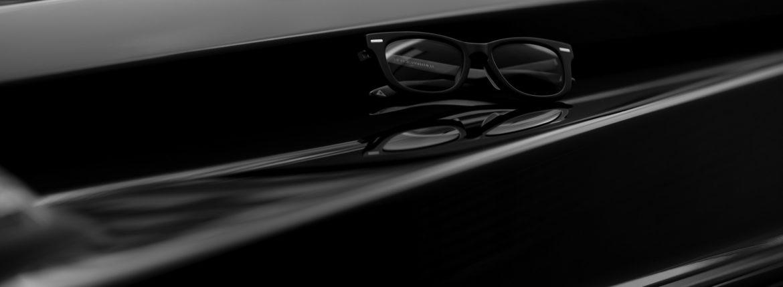 FIXER(フィクサー) BLACK PANTHER(ブラックパンサー) 925 STERLING SILVER サングラス MATTE BLACK (マットブラック)のイメージ