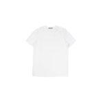 Girelli Bruni (ジレリブルーニ) Crew Neck T-shirt (クルーネック Tシャツ) GIZA 60/2 ギザコットン Tシャツ WHITE (ホワイト) made in italy (イタリア製) 2020秋冬新作のイメージ