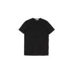Girelli Bruni (ジレリブルーニ) Key Neck T-shirt (キーネック Tシャツ) GIZA 60/2 ギザコットン キーネックTシャツ BLACK (ブラック) made in italy (イタリア製) 2020秋冬新作のイメージ