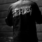 ISAMU KATAYAMA BACKLASH (イサムカタヤマ バックラッシュ) JAPAN CALF DOUBLE RIDERS No.1927-01 (ジャパン カーフ ダブルライダース) レザー ダブルライダース ジャケット BLACK (ブラック) MADE IN JAPAN (日本製) 2021 春夏 【Special Model】【Alto e Diritto別注】【カタヤマ氏直筆スペシャルバックプリント】のイメージ