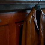 TAGLIATORE (タリアトーレ) CARTON (カールトン) LAMB LEATHER ラムレザー シングル テーラード ジャケット CUOIO (ブラウン) Made in italy (イタリア製) 2020 秋冬 【ご予約受付中】 愛知 名古屋 altoediritto アルトエデリット レザー テーラード ジャケット