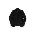 TAGLIATORE (タリアトーレ) PINO LERARIO (ピーノ レラリオ) Cashmere Jacket カシミア ジャケット NERO (ブラック) Made in italy (イタリア製) 2020 秋冬 【ご予約受付中】のイメージ
