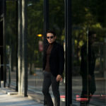 TAGLIATORE (タリアトーレ) PINO LERARIO (ピーノ レラリオ) Cashmere Jacket カシミア ジャケット NERO (ブラック) Made in italy (イタリア製) 2020 秋冬新作のイメージ