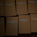 AUBERCY (オーベルシー) LUPIN 3565 Coin Loafer (ルパン) Du Puy Vitello デュプイ社ボックスカーフ ドレスシューズ ローファー NERO (ブラック) made in italy (イタリア製) 2020 秋冬新作【入荷しました】【フリー分発売開始】のイメージ