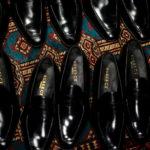 AUBERCY (オーベルシー) LUPIN 3565 Coin Loafer (ルパン) Du Puy Vitello デュプイ社ボックスカーフ ドレスシューズ ローファー NERO (ブラック) made in italy (イタリア製) 2020 秋冬新作のイメージ