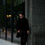 EMMETI (エンメティ) NAT (ナット) Merino Mouton (メリノ ムートン) シングル ムートンコート NERO (ブラック) Made in italy (イタリア製) 2020 秋冬新作 【入荷しました】【フリー分発売開始】のイメージ