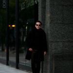EMMETI (エンメティ) NAT (ナット) Merino Mouton (メリノ ムートン) シングル ムートンコート NERO (ブラック) Made in italy (イタリア製) 2020 秋冬新作のイメージ