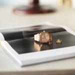 FIXER(フィクサー) ILLUMINATI EYES RING FULL PAVE WHITE DIAMOND 22K GOLD イルミナティ アイズリング ホワイトフルパヴェ ダイヤモンド  GOLD(ゴールド) 2020のイメージ