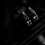 Georges de Patricia(ジョルジュ ド パトリシア) Zagato Crocodile (ザガート クロコダイル) 925 STERLING SILVER (925 スターリングシルバー) Crocodile クロコダイル エキゾチックレザー ストレートチップシューズ NOIR (ブラック) 2020 【Special Model】のイメージ