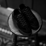 GHOUD (ゴード) LOB 01 ヌバックレザースニーカー BLK/BLK (ブラック/ブラック) made in italy (イタリア製) 2020秋冬新作のイメージ