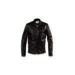 MOLEC (モレック) Single Leather Jacket (シングル レザージャケット) PLONGE Lambskin プロンジェラムレザー シングル ライダース ジャケット NERO (ブラック) Made in italy (イタリア製) 2020 秋冬 【ご予約開始】のイメージ