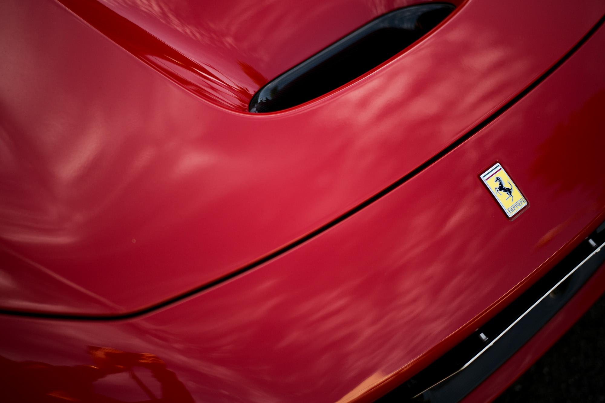 Ferrari F8 TRIBUTO フェラーリ トリブート 跳ね馬 V8 ミッドリヤエンジン スポーツカー  Ferrari F8 Tributo 愛知 名古屋 CORNES コーンズ ショールーム