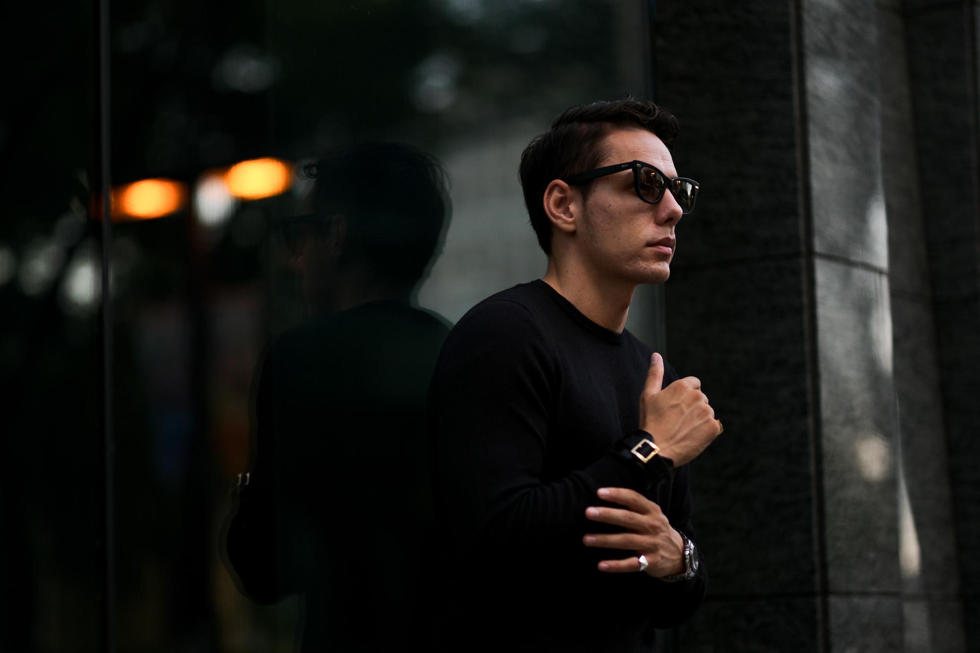 FIXERフィクサー BLACK PANTHERブラックパンサー 925 STERLING SILVER サングラス MATTE BLACK マットブラック 愛知 名古屋 Alto e Diritto アルトエデリット 眼鏡 グラサン 925スターリングシルバー スペシャルモデル sunglasses 【ご予約開始します】【2020.10.17(Sat)~2020.11.01(Sun)】