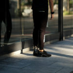 FIXER フィクサー FPT-01 エフピーティー01 Technical Jersey Jogger Pants テクニカルジャージー ジョガーパンツ BLACK ブラック 愛知 名古屋 Alto e Diritto アルトエデリット ジャージ スウェットパンツ