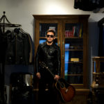 cuervo bopoha (クエルボ ヴァローナ) Satisfaction Leather Collection (サティスファクション レザー コレクション) East West (イーストウエスト) WINCHESTER (ウィンチェスター) BUFFALO LEATHER (バッファロー レザー) レザージャケット BLACK (ブラック) MADE IN JAPAN (日本製) 2020 秋冬新作のイメージ