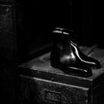 ENZO BONAFE(エンツォボナフェ) ART.3993 Zip up Boots Du Puy Vitello デュプイ社ボックスカーフ ジップアップブーツ NERO (ブラック) made in italy (イタリア製) 2020 秋冬新作 【入荷しました】【フリー分発売開始】のイメージ