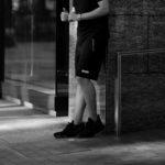 FIXER (フィクサー) FPT-02(エフピーティー02) Technical Jersey Short Pants テクニカルジャージー ショートパンツ BLACK (ブラック) 【ご予約開始します】【2020.11.22(Sun)~2020.12.06(Sun)】のイメージ