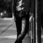 Georges de Patricia (ジョルジュ ド パトリシア) Shadow Crocodile (シャドウ クロコダイル) 925 STERLING SILVER (925 スターリングシルバー) Niloticus Crocodile ニロティカス クロコダイル エキゾチック レザーベルト NOIR (ブラック) 2020 【Special Special Special Model】【ご予約受付中】のイメージ