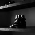 ENZO BONAFE (エンツォボナフェ) ART.EB-13 Jodhpur Boots Du Puy Vitello デュプイ社ボックスカーフ ジョッパーブーツ NERO (ブラック) made in italy (イタリア製) 2020秋冬新作のイメージ