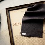 Finjack (フィンジャック) Vintage Cashmere 2B Jacket ヌーヴォラライン ヴィンテージ カシミヤ ジャケット NAVY × DARK GRAY (ネイビー × ダークグレー) Made in italy (イタリア製) 【Special Model】【ご予約受付中】のイメージ