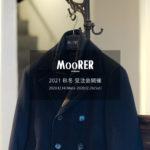 "MOORER ""BOLGI-EG""Cashmere Down P-Coat 2021AW /// DARK BLUE(ダークブルー・78)【2021 秋冬 受注会開催 2020.12.14(Mon)~2020.12.26(Sat)】のイメージ"