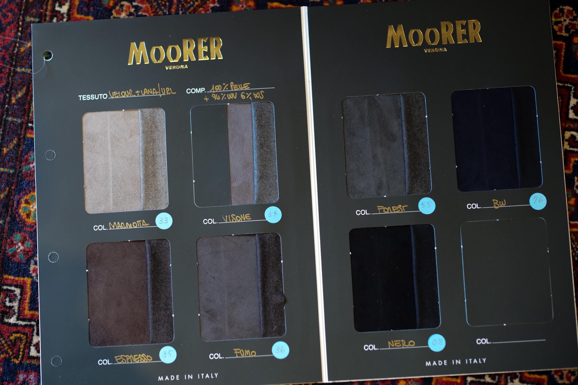 """MOORER """"FANTONI-URL"""" Leather Down Jacket 2021AW /// MARMOTTA(ベージュ・33),VISONE(グレージュ・34),ESPRESSO(ブラウン・35),FUMO(ダークブラウン・36),FOREST(オリーブ・55),BLUE(ネイビー・76),NERO(ブラック・08) 【2021 秋冬 受注会開催 2020.12.14(Mon)~2020.12.26(Sat)】愛知 名古屋 Alto e Dirtto altoediritto アルトエデリット ムーレー ダウンジャケット BRET ONIRO FANTONI BOLGI BOND FAYER HELSINKI HARRIS BARBIERI SIRO MORRIS ダウンコート ダウンベスト ダウン"""