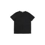 nomiamo (ノミアモ) Key Neck T-shirt 60/1 Super 100's Wool ウォッシャブルウール キーネックTシャツ BLACK (ブラック) 2021 春夏 【Alto e Diritto別注】【Special限定モデル】【入荷しました】【フリー分発売開始】のイメージ