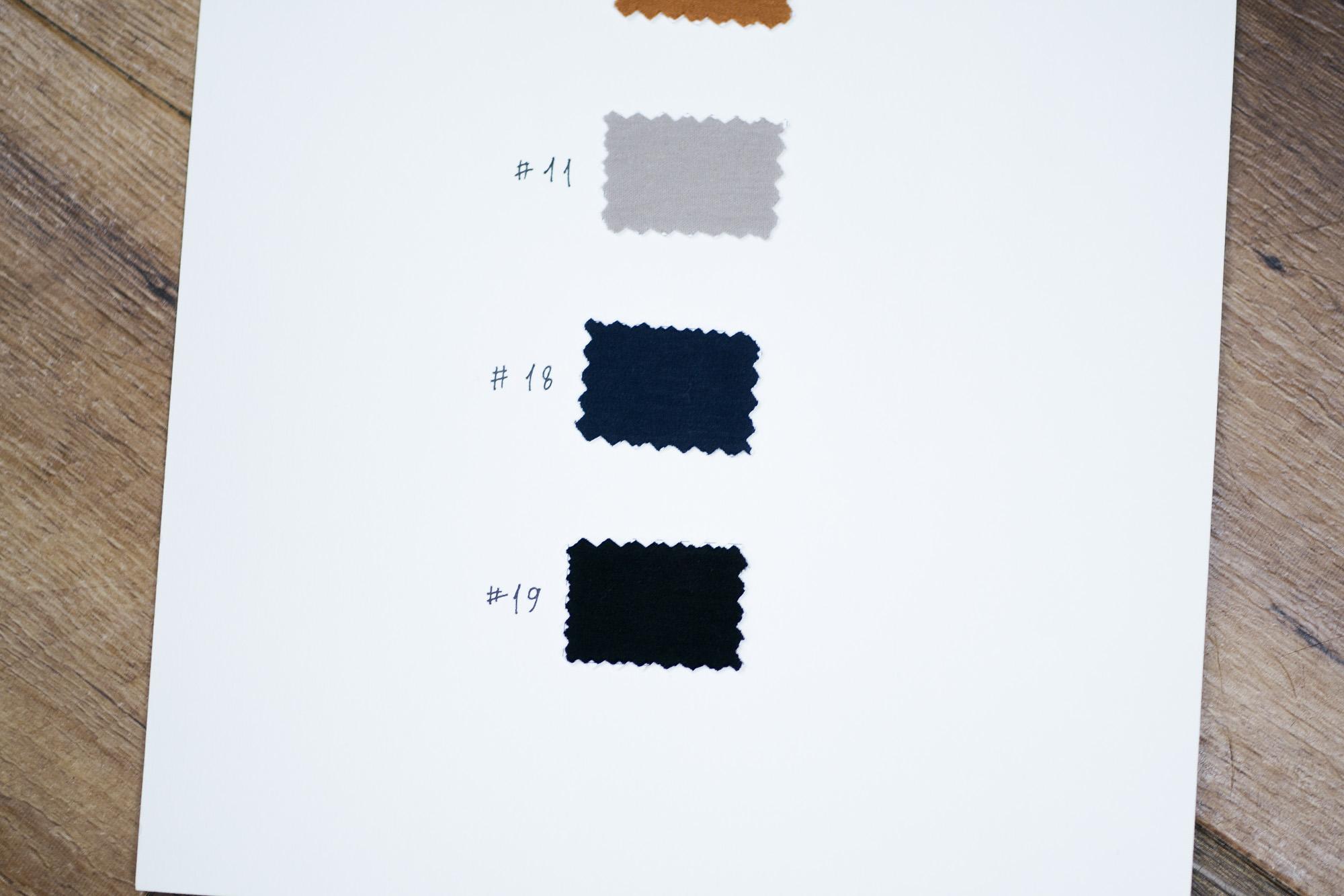 nomiamo (ノミアモ) SUPIMA 80/1 Key Neck T-shirt スーピマコットン キーネック Tシャツ GRAY (グレー) 2021 春夏 【Alto e Diritto別注】【Special限定モデル】【ご予約開始】愛知 名古屋 Altoediritto アルトエデリット カットソー 半袖Tシャツ