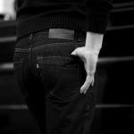 YCHAI(イカイ)ROBUSTO (ロブスト) Japan Silk Denim (ジャパンシルクデニム) メイドインジャパン シルクデニム パンツ INDIGO (インディゴ) MADE IN JAPAN (日本製) 2020 秋冬 【Special Model】のイメージ