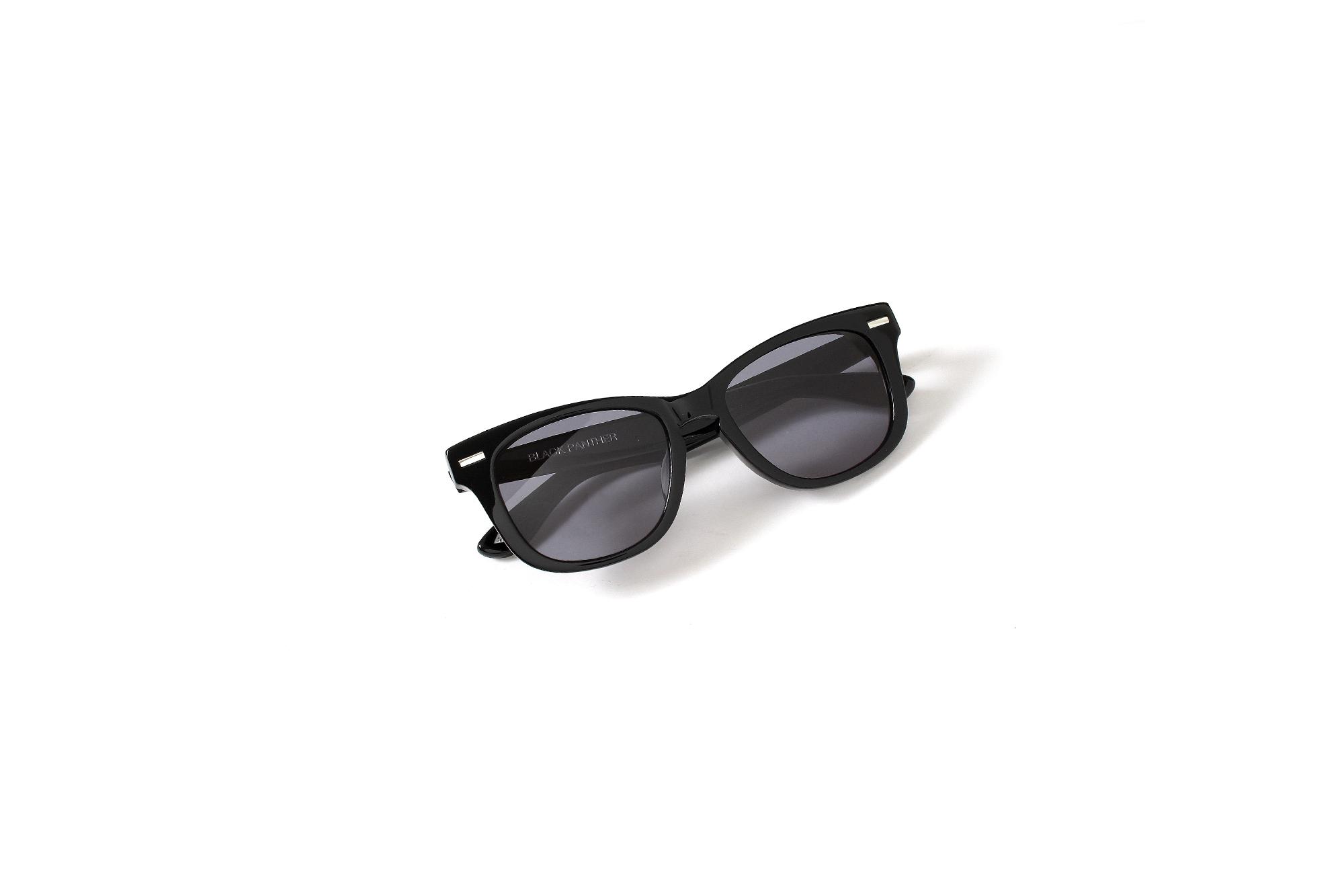 FIXER(フィクサー) BLACK PANTHER(ブラックパンサー) 925 STERLING SILVER サングラス BLACK × BLACK SMOKE (ブラック×ブラックスモーク)【ご予約受付中】愛知 名古屋 Alto e Diritto アルトエデリット 眼鏡 グラサン 925スターリングシルバー スペシャルモデル sunglasses
