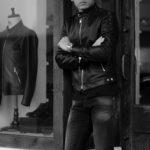FIXER(フィクサー) F2(エフツー) SINGLE RIDERS Cow Leather シングルライダース ジャケット BLACK(ブラック) 愛知 名古屋 Alto e Diritto altoediritto アルトエデリット