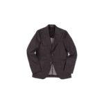 TAGLIATORE (タリアトーレ) PINO LERARIO (ピーノ レラリオ) Summer Wool Jacket サマーウール シングル ピークドラペル ジャケット Made in italy (イタリア製) WINE (ワイン) 2021 春夏 【ご予約受付中】のイメージ