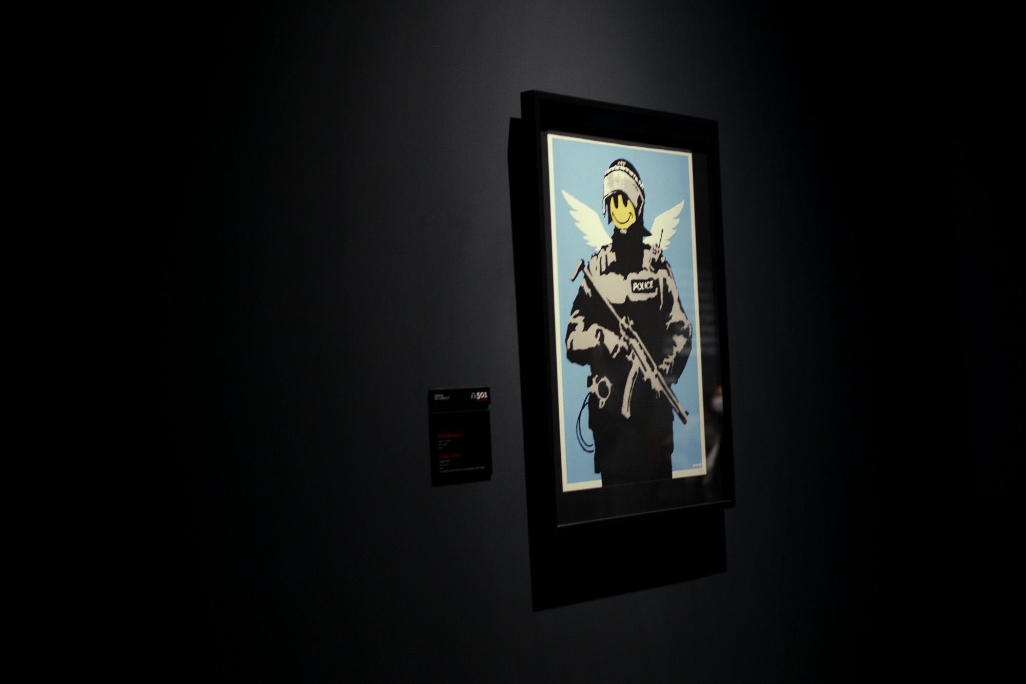 バンクシー展 天才か反逆者か BANKSY 旧名古屋ボストン美術館 2021.2.3wed-5.31mon BANKSY GENIUS OR VANDAL? AN UNAUTHORIZED EXHIBITION OF ARTWORKS FROM PRIVATE COLLECTIONS BY ARTIST KNOWN AS BANKSY banksyexhibition.jp 名古屋市中区金山1-1-1 愛知 名古屋 Alto e Diritto altoediritto アルトエデリット